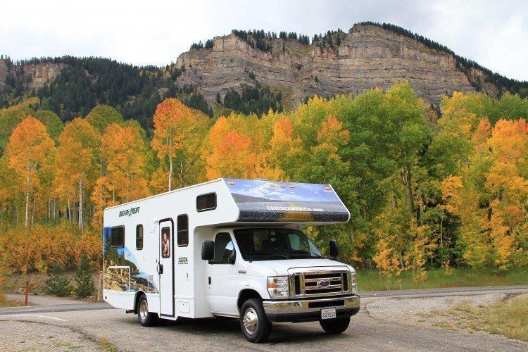 Colorado motorhome locação