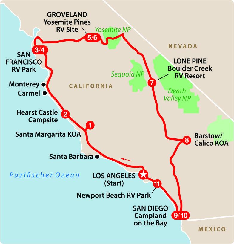 Mapa_o_melhor_do_sul_da_Califórnia